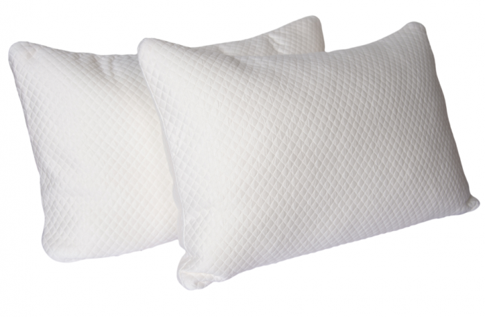 Luxury Bamboo Memory Foam Pillows