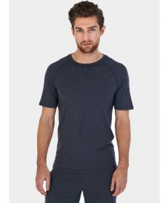 Mens Nattwell® Sleep Tech T-Shirt - Dark Grey