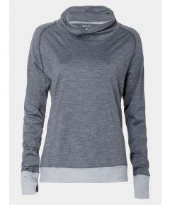 Women's Nattwarm® Sleep Tech Long Sleeve Top - Dark Grey