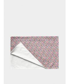 Liberty Print Baby Blanket - Betsy Ann Pink