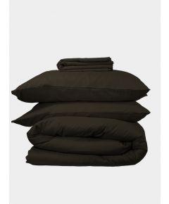 Linen & Bamboo Bedding Set - Olive Grey