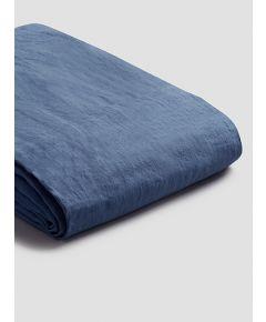 Linen Duvet Cover - Blueberry