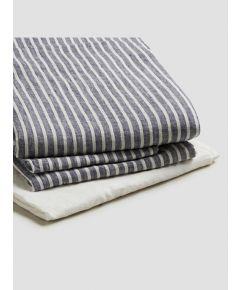 Linen Basic Bundle - Midnight Stripe
