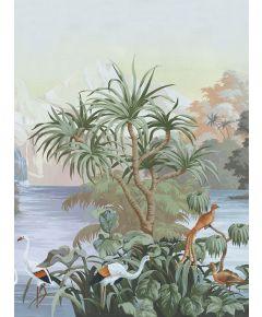 Lakeside Panel Wallpaper