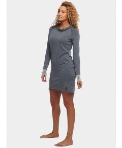 Women's Nattwarm® Sleep Tech Nightdress - Dark Grey