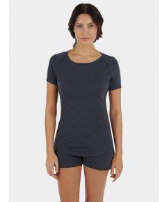 Women's Nattwell® Sleep Tech T-Shirt - Deep Grey