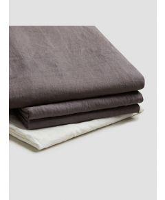 Linen Basic Bundle - Charcoal