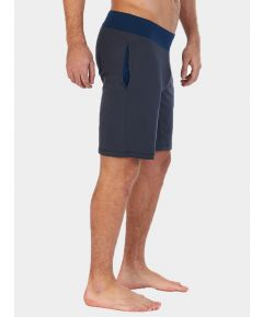 Mens Nattwell® Sleep Tech Shorts - Deep Grey
