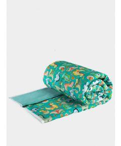 Children's Weighted Blanket - Green Dinosaurs