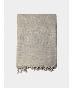 Ekin Blanket & Throw - Taupe