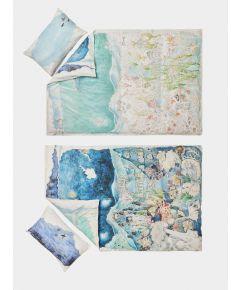 Organic Cotton Duvet Set - Legends of the Sea