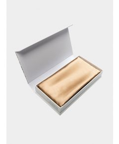Oxford Mulberry Silk Pillowcase - Gold