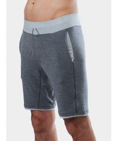 Mens Nattwarm® Sleep Tech Shorts - Dark Grey