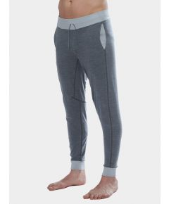 Mens Nattwarm® Sleep Tech Trousers - Dark Grey