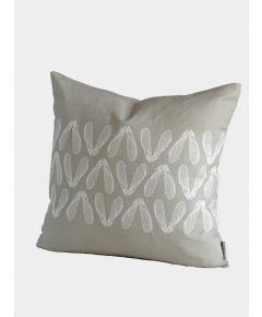 Sycamore Seed Cushion, London Grey