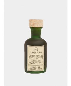 Rosemary & Thyme Oil