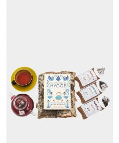 'The Little Book Of Hygge' And Comforting Tea Trio