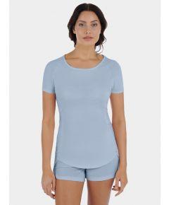 Women's Nattwell® Sleep Tech T-Shirt - Ice Blue