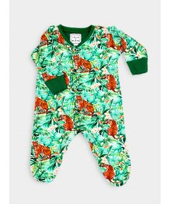 Cotton Babygrow - Jungle