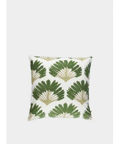 Nicobar Cushion Cover - All Over Palm
