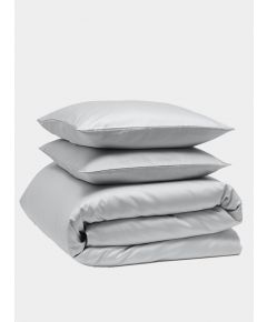 Luxe 300 Thread Count Cotton Bedding Bundle - Dove