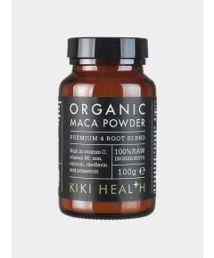 MACA Premium 4 Root Blend Powder, Organic, 100g
