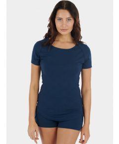 Women's Nattwell® Sleep Tech T-Shirt - Midnight Blue