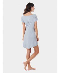 Women's Nattwell® Sleep Tech Nightshirt - Ice Blue