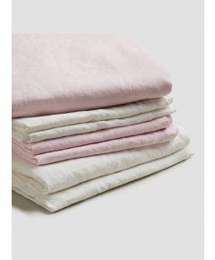 Linen Bedtime Bundle - Blush