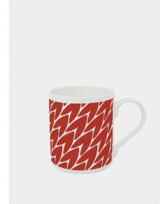 Leaf Mug - Red