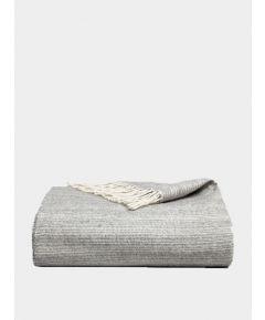 Riki Cashmere Blanket - Mist