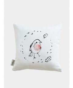 Little Robin Cushion