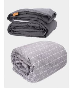 Double Combo Luxury Adult Weighted Blanket