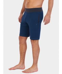 Mens Nattwell® Sleep Tech Shorts - Midnight Blue