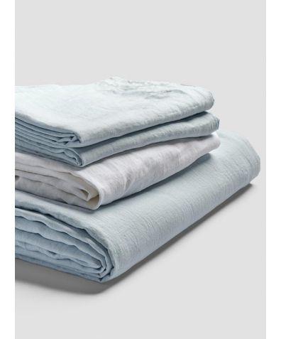 Linen Basic Bundle - Lake Blue