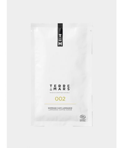 002 Luminance Coffee Scrub