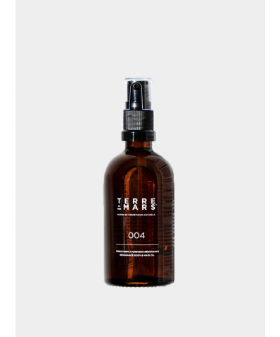 004 Resonance Body & Hair Oil