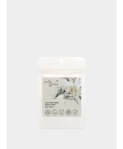 Zero Waste Hand Wash, 20g - Alphine Flowers