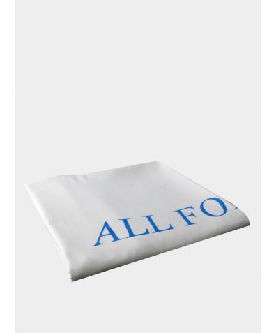 Cotton Sateen Flat Sheet - All For You