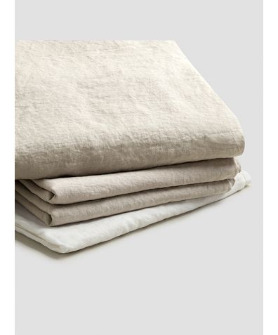 Linen Basic Bundle - Oatmeal