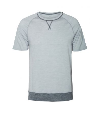 The Revolutionary Sleep-Tech Nattwarm® T-Shirt - Light Grey