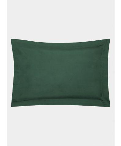 Excellence 600 Thread Count Egyptian Cotton Oxford Pillowcase - Green