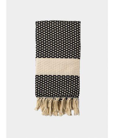 Belgin Baby Blankets - Black