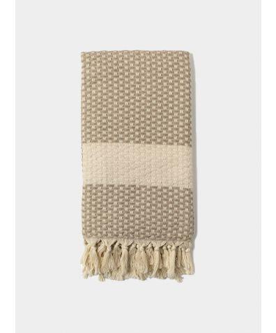 Belgin Baby Blankets - Taupe