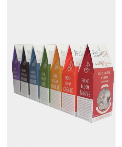 Chakra Tea Gift Set – Seven Fabulous Flavours in One