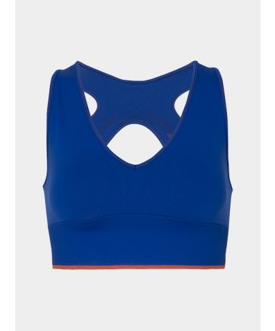 Abbey Sports Bra - Cobalt Blue