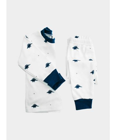 Unisex Cotton Pyjamas - Mini Dino