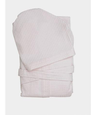 Aegeria Organic Cotton Bathrobe - Shell