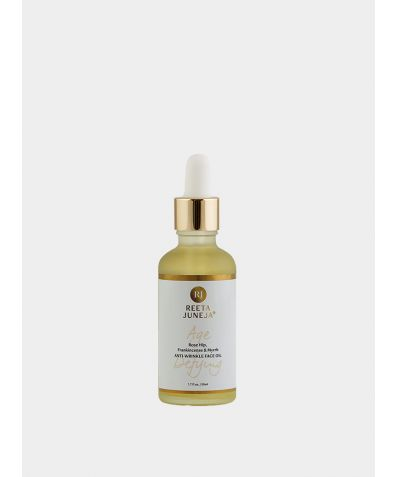 Age Defying Rose Hip, Frankincense, Myrrh Anti-Wrinkle Face Oil, 50ml