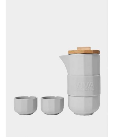 Alexander Tea Set - Scandi Grey